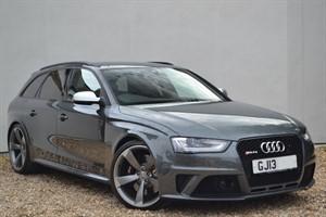 used Audi RS4 Avant FSI quattro 450PS. Sport pack, B&O, Adaptive cruise in buckinghamshire