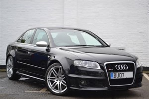 used Audi RS4 FSI quattro (Exceptional example)