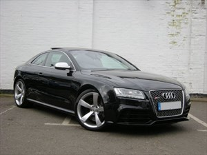 "used Audi RS5 FSI quattro Sunroof, HDD Nav, 1 Owner, 20"" wheels"
