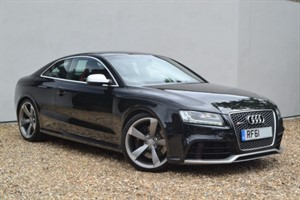 used Audi RS5 Audi Exclusive FSI quattro 450 PS. Crazy specification!