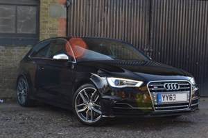 used Audi S3 TFSI quattro 300PS. Navigation, Comfort pack.