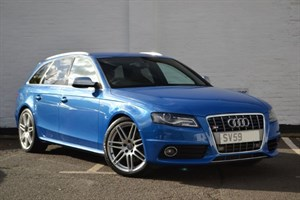 used Audi S4 Avant TFSI quattro big spec. Now sold, more wanted!