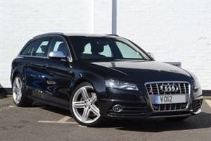 "used Audi S4 Avant TFSI quattro Drive Select, 19"" wheels, Sat Nav"