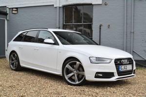 used Audi S4 Avant Avant quattro 333PS Black Edition, Nav+, Drive select