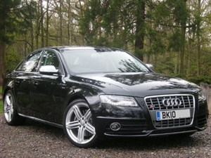 used Audi S4 quattro S Tronic (Highest specification on the market)