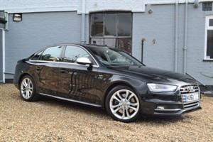 used Audi S4 quattro facelift model s tronic , Hdd sat nav, B&O, super sport seats
