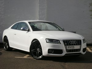 used Audi S5 FSI quattro TIP Rear Camera, B&O Sound, DVD Nav,  One Owner