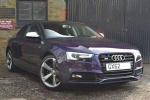 used Audi S5 TFSI 333PS quattro S Line Black Edition, Audi Exclusive