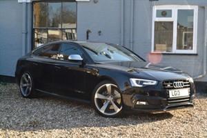 used Audi S5 Sportback TFSI quattro Black Edition, quattro diff, Nav+, Damper control