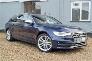 used Audi S6 Avant TFSI quattro 420PS S Tronic, Keyless, Bose, Quilted leather