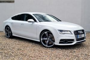 "used Audi S7 S7 TFSI quattro 420. 21"" Rotors, Bose, Adaptive cruise. in buckinghamshire"