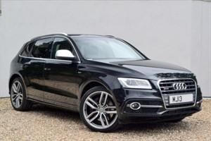 "used Audi SQ5 TDI 313 quattro. Panoramic sunroof, B&O, 21"" wheels in buckinghamshire"