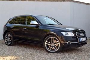 "used Audi SQ5 BiTDI 313 quattro. Panoramic sunroof, Nav+, 21"" wheels. in buckinghamshire"