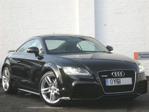 used Audi TT RS TFSI quattro DVD Sat Nav Lovely Low Mileage