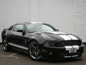 used Ford Mustang 32V Shelby GT500 Supercharged 540 BHP