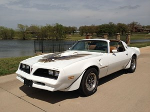 used Pontiac Trans Am (Top Spec W72, WS6, genuine original Survivor)