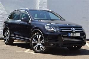 used VW Touareg TDI V6 Altitude Bluemotion Technology 245 panoramic sunroof