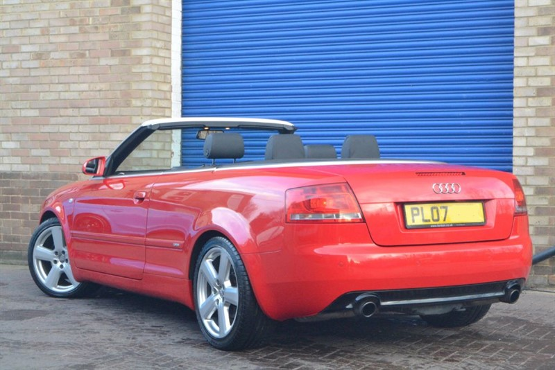 used misano red pearl audi a4 cabriolet for sale buckinghamshire. Cars Review. Best American Auto & Cars Review