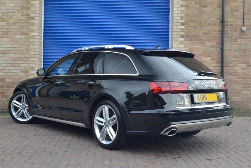 Used Mythos Black Audi A6 Allroad For Sale Buckinghamshire