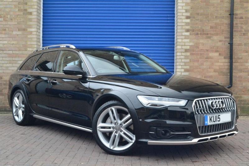 used Audi A6 allroad BiTDI quattro 320PS. Breathtaking spec, over £70,000 new in buckinghamshire