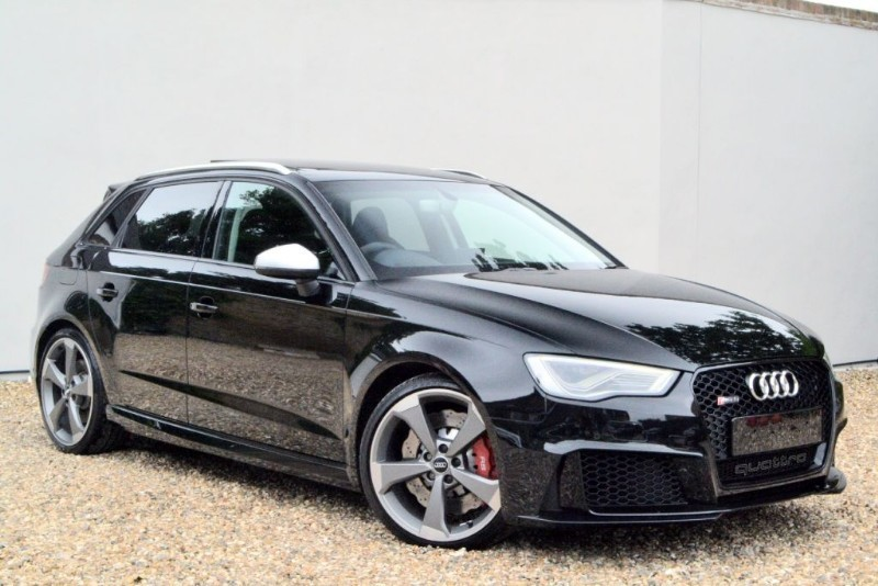 used Audi RS3 Sportback TFSI quattro. High specification cars wanted for stock in buckinghamshire