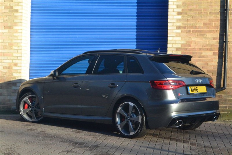 used daytona grey audi rs3 for sale buckinghamshire. Black Bedroom Furniture Sets. Home Design Ideas