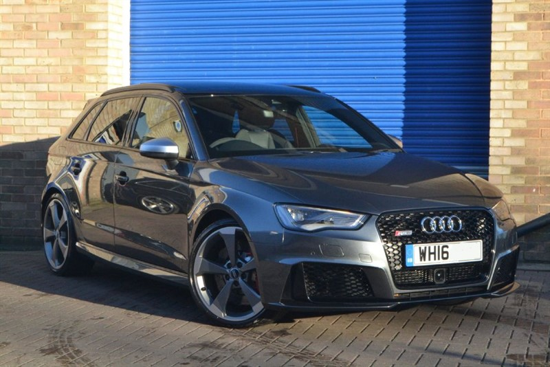 used Audi RS3 Sportback TFSI quattro 367PS. Incredible specification! in buckinghamshire