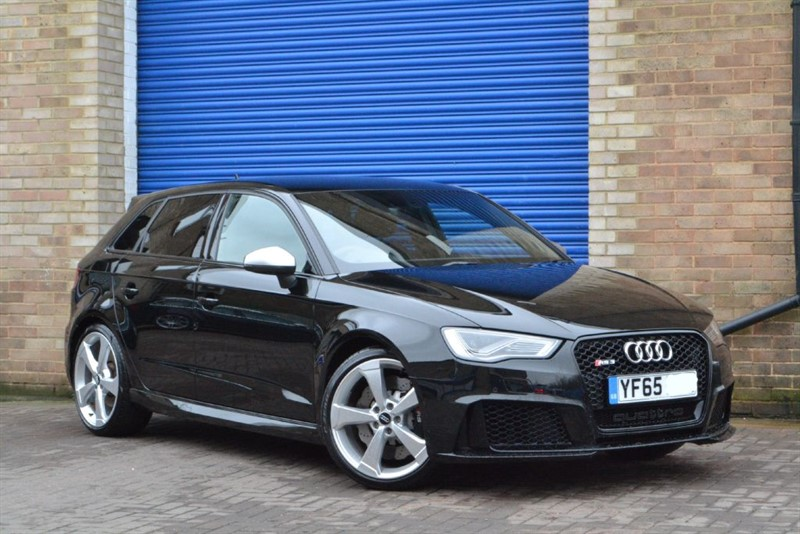 used Audi RS3 Sportback TFSI quattro 367PS. B&O, Nav+, Rear camera in buckinghamshire