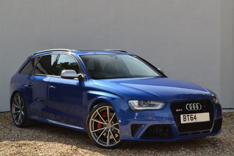 used Audi RS4 Avant 450PS FSI quattro. Sport pack, pan roof, B&O in buckinghamshire