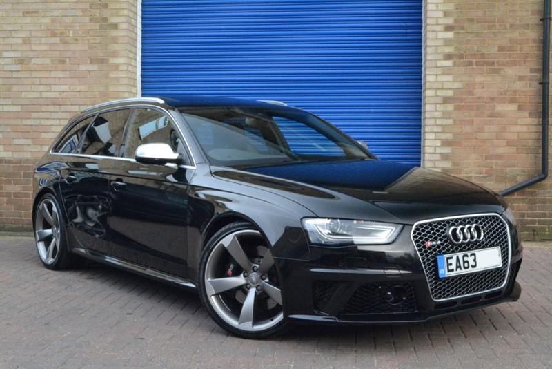 used Audi RS4 Avant FSI 450PS. B&O, Adaptive cruise, Pan roof in buckinghamshire