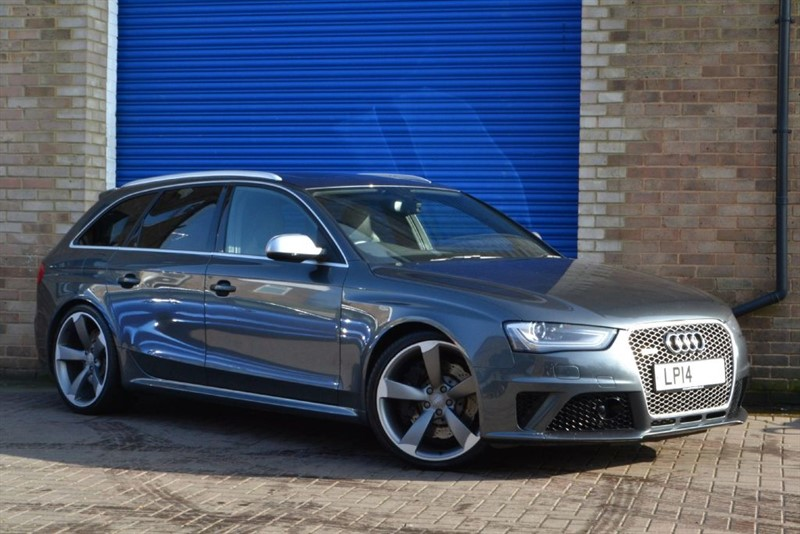 used Audi RS4 Avant FSI quattro 450PS. Pan roof, Sport pack, Adaptive cruise in buckinghamshire