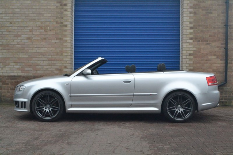 audi rs4 rs4 cabriolet fsi quattro 420ps lovely condition full audi. Cars Review. Best American Auto & Cars Review