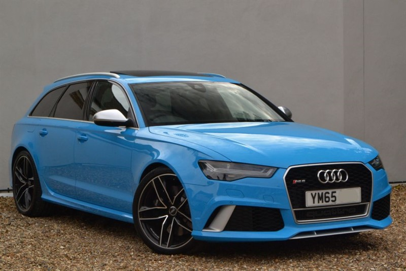 used Audi RS6 Avant TFSI quattro 560PS. Pan roof, dynamic pack, Sport exhaust in buckinghamshire