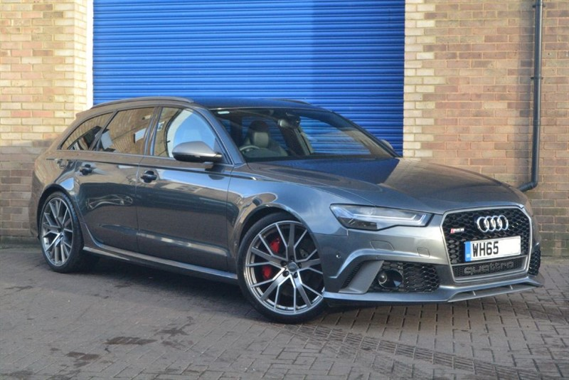 used Audi RS6 Avant Plus Performance 605PS. Dynamic pack, Assistance pack, Parking pack in buckinghamshire