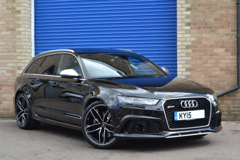 used Audi RS6 Avant TFSI quattro Pan roof, Sport exhaust, 5yr warranty in buckinghamshire