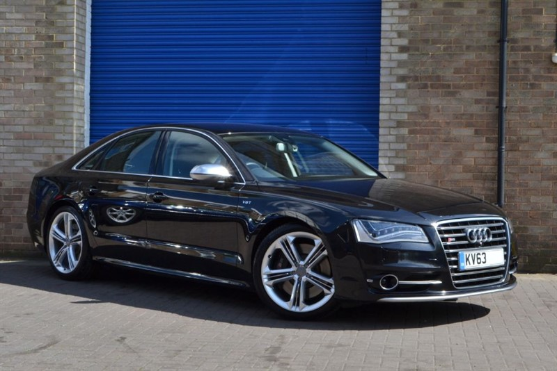 used Audi S8 TFSI 520PS. 21s, 360 cameras, Massage seats in buckinghamshire
