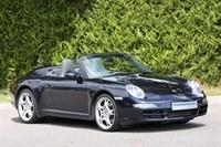 Used Porsche 911 Carrera 2 Cabriolet (997)