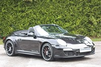 Used Porsche 911 Carrera 2 GTS Cabriolet