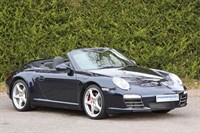 Used Porsche 911 Carrera 4 'S' Cabriolet (997 GEN II)