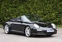 Used Porsche 911 Carrera 4 'S' Cabriolet (997) GEN II