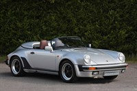 Used Porsche 911 Speedster