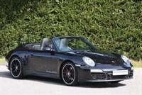 Used Porsche 911 Carrera 4 GTS Cabriolet