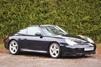 Used Porsche 911 Carrera 4 'S' Coupe (996)