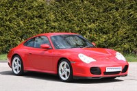 Used Porsche 911 Carrera 4 'S' Coupe