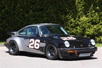 Used Porsche 911 Supersport Racecar