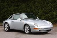 Used Porsche 911 Carrera 2 Targa