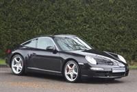 Used Porsche 911 Carrera 4 'S' Targa