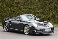 Used Porsche 911 Turbo 'S' Cabriolet