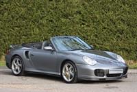 Used Porsche 911 Turbo 'S'