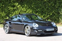 Used Porsche 911 Turbo 'S' Coupe
